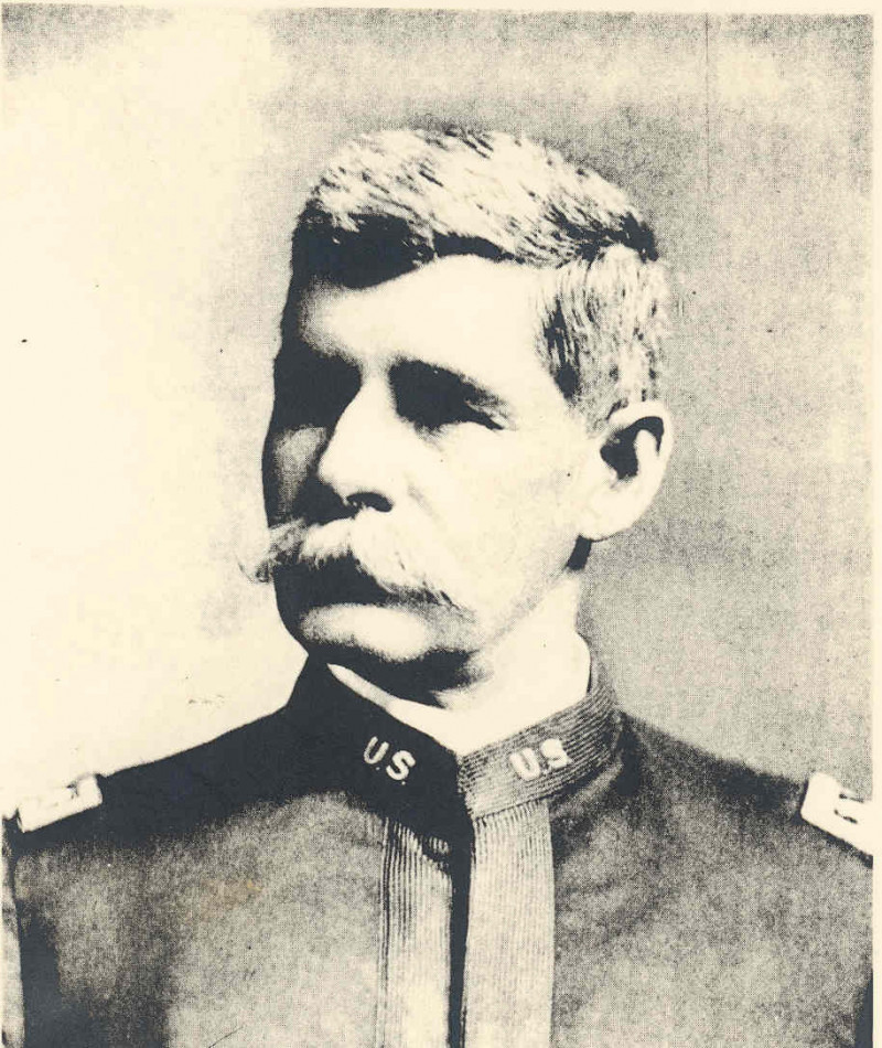 Medal of Honor Recipient Henry W. Lawton