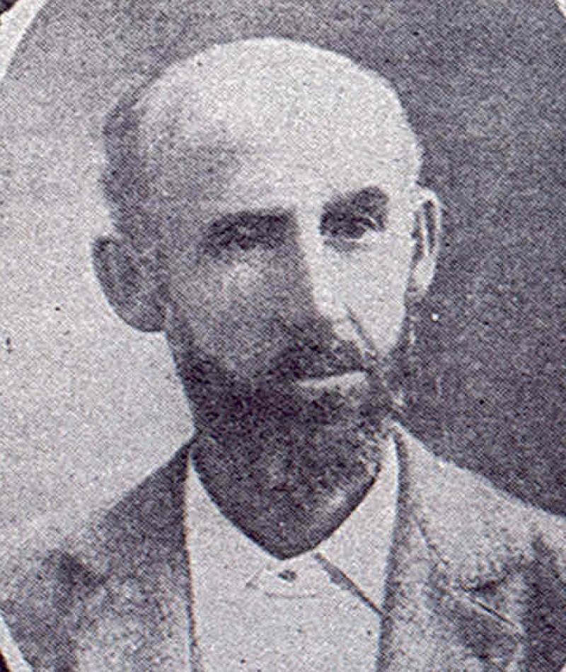 Medal of Honor Recipient Walter G. Morrill