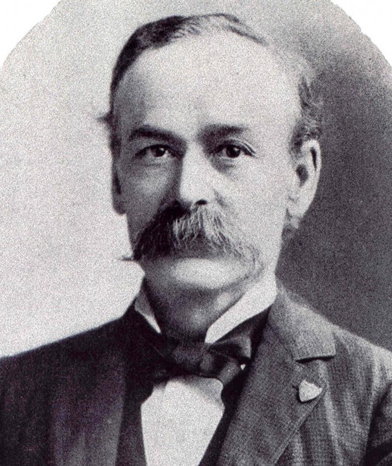 Medal of Honor Recipient Henry D. O'Brien