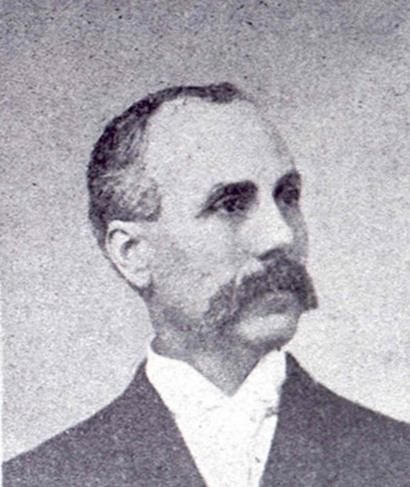 Medal of Honor Recipient John G. Palmer