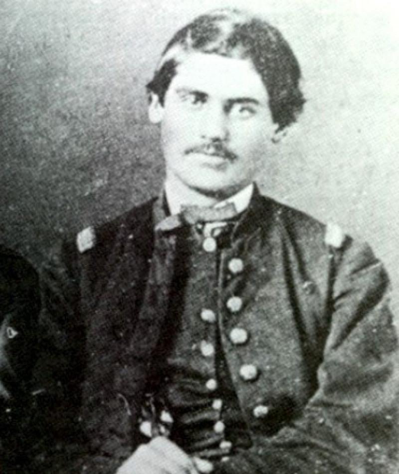 Medal of Honor Recipient Jacob Parrott