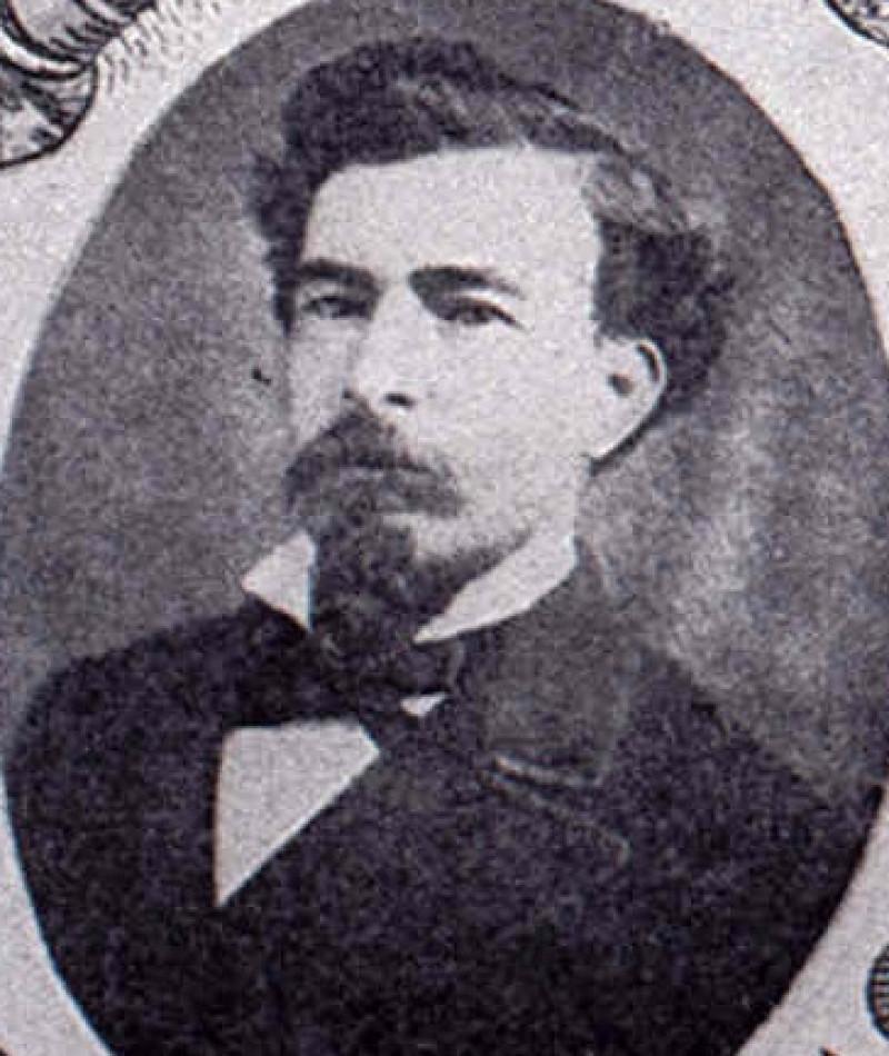 Medal of Honor Recipient William H. Paul