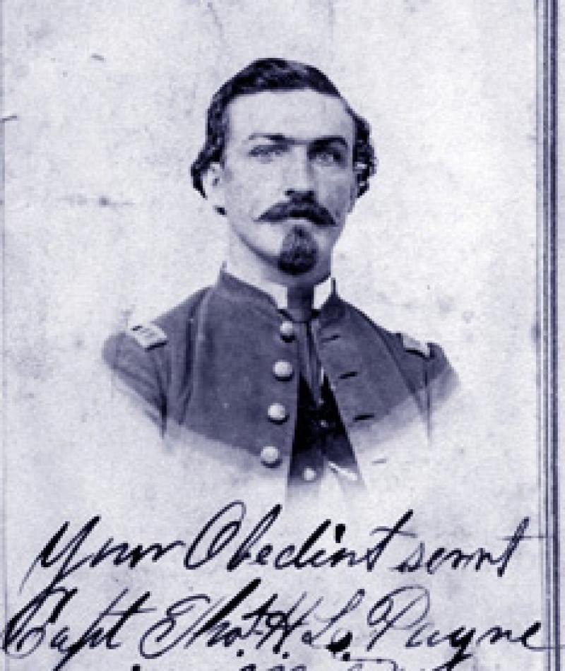 Medal of Honor Recipient Thomas H. Payne