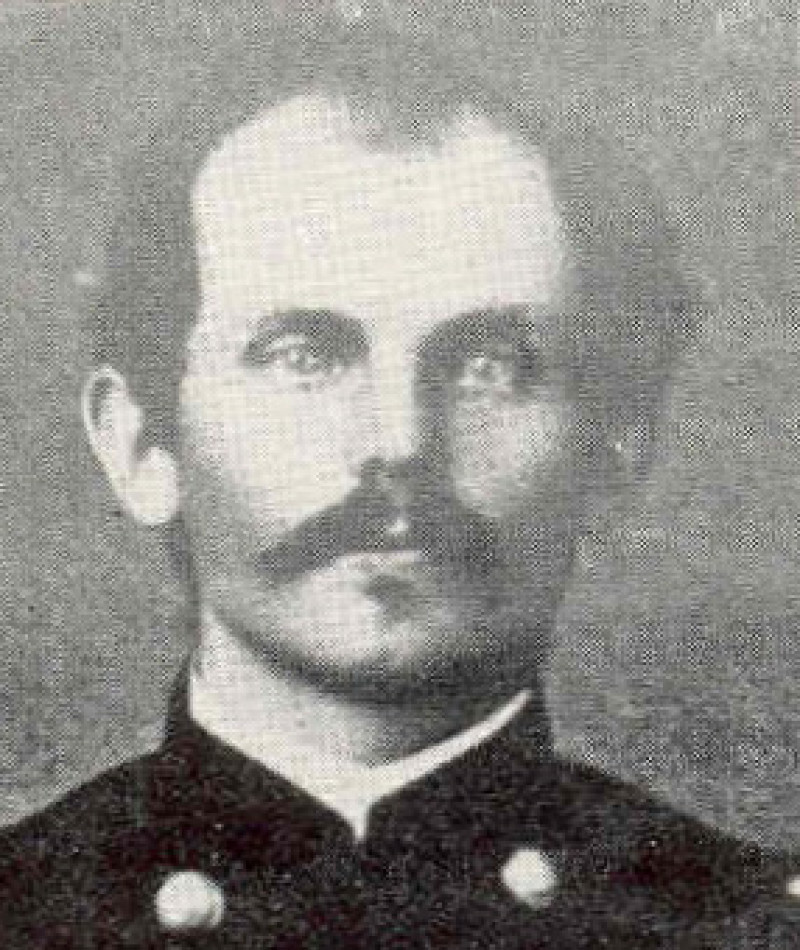 Medal of Honor Recipient George E. Ranney
