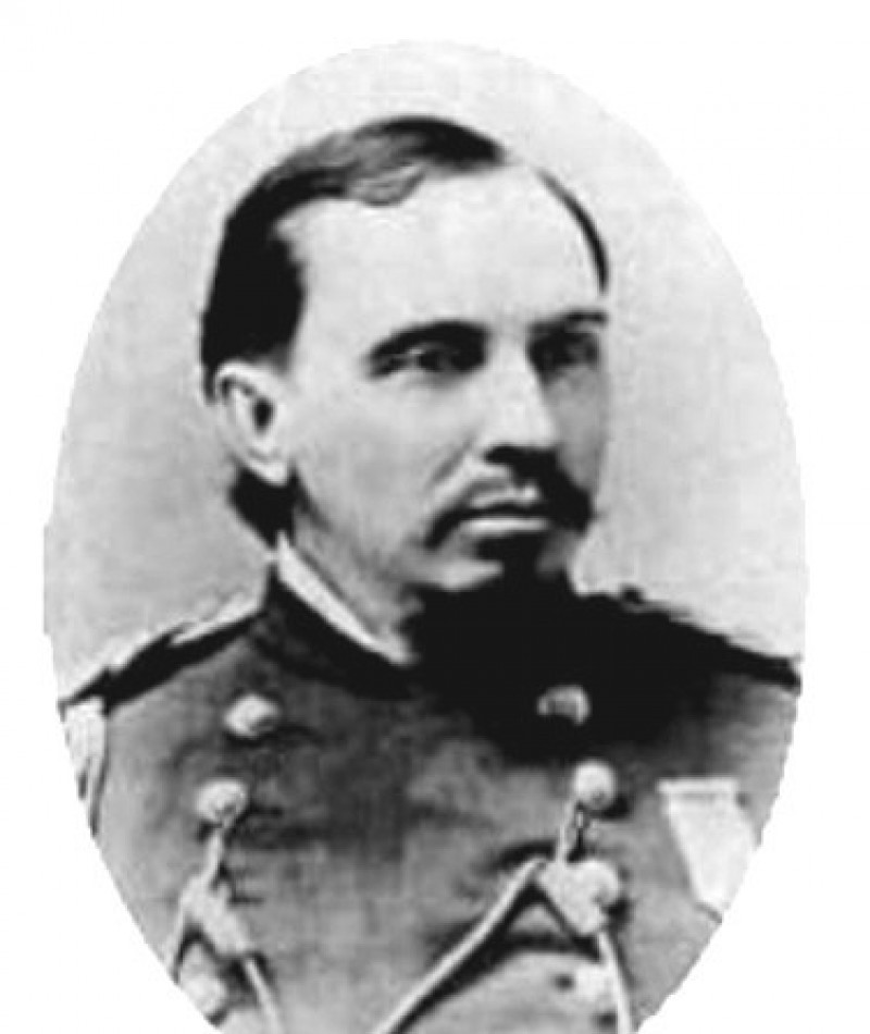 Medal of Honor Recipient Henry C. Wood