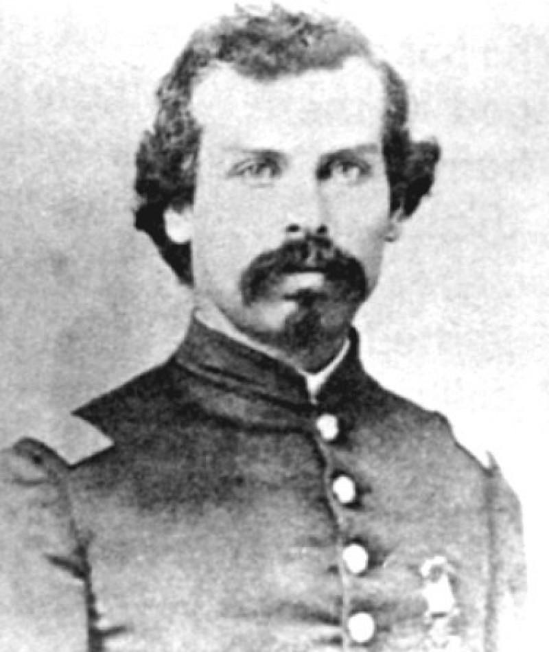 Medal of Honor Recipient Mark Wood