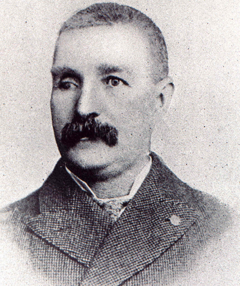 Medal of Honor Recipient William J. Wray