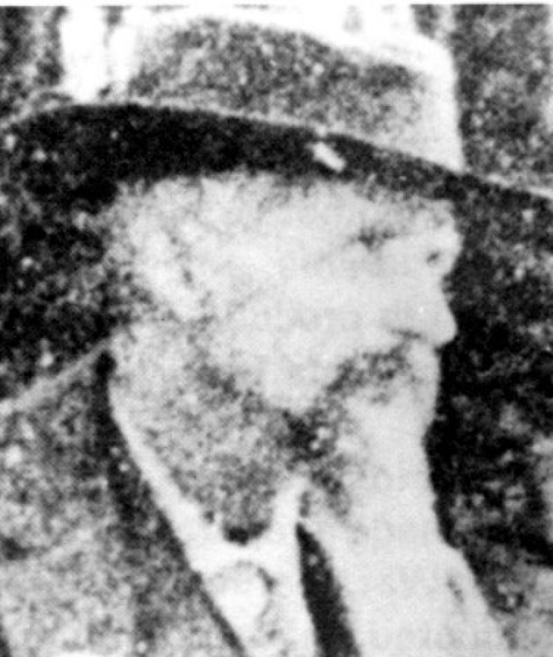 Medal of Honor Recipient John Wollam