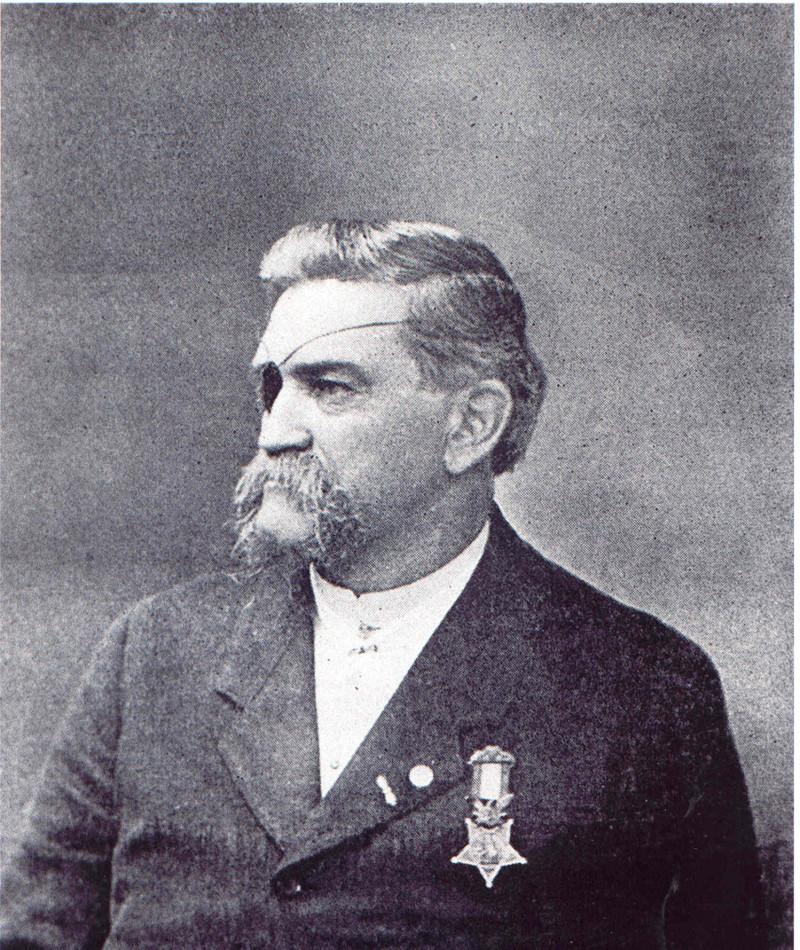 Medal of Honor Recipient Samuel C. Wright