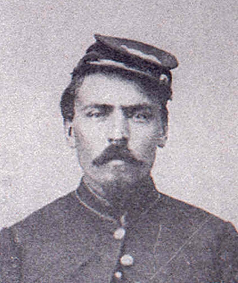 Medal of Honor Recipient John L. Younker