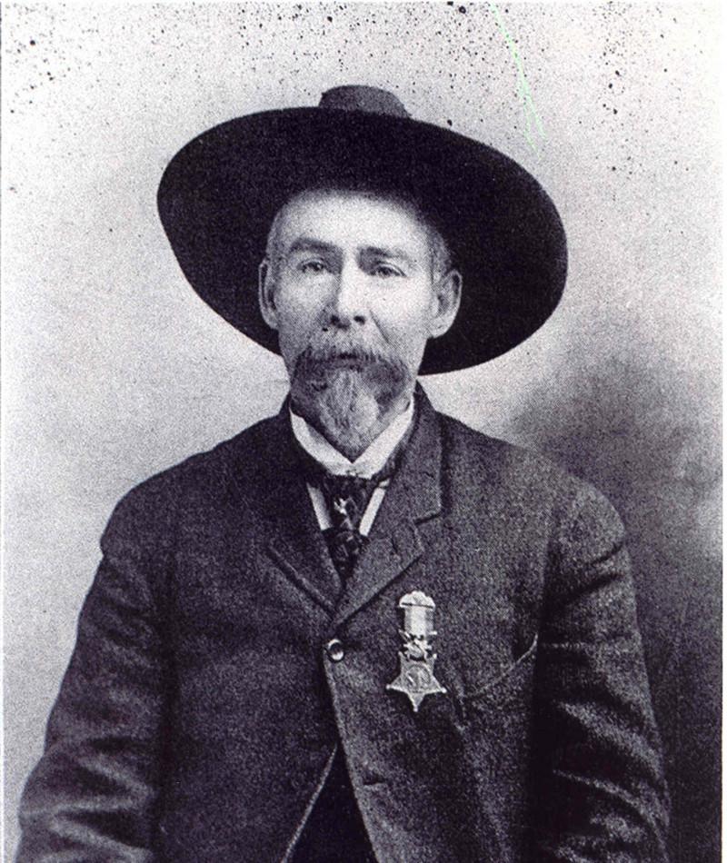 Medal of Honor Recipient Thomas J. Callen
