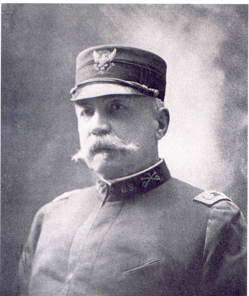 Medal of Honor Recipient Louis H. Carpenter