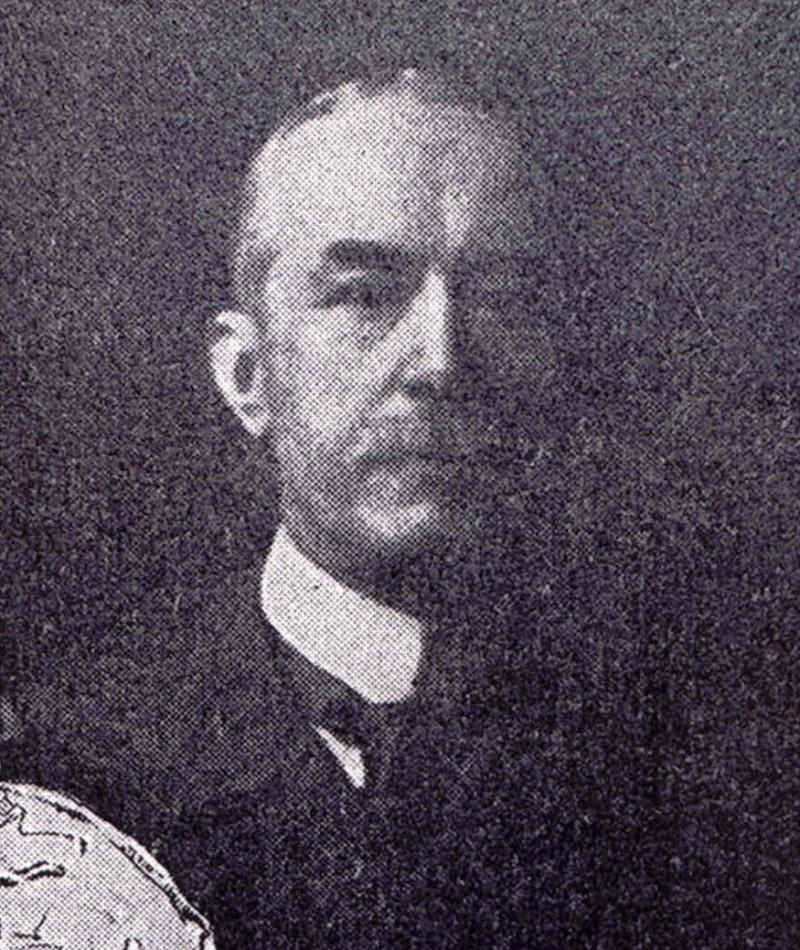Medal of Honor Recipient John B. Babcock