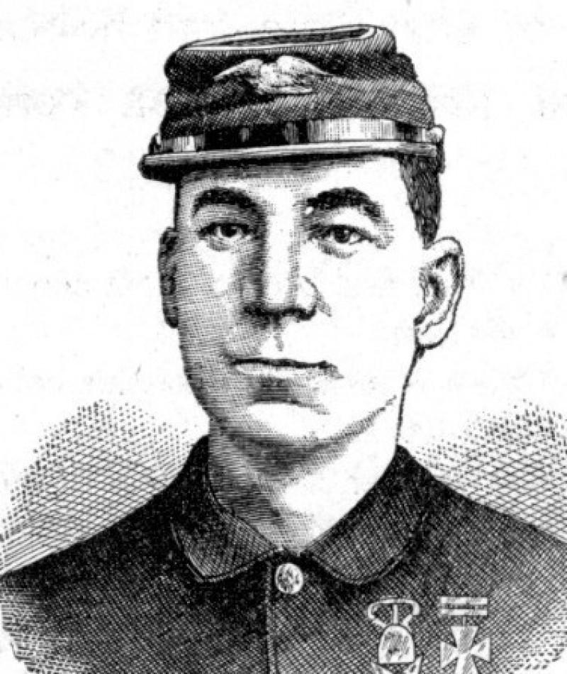 Medal of Honor Recipient James Fegan