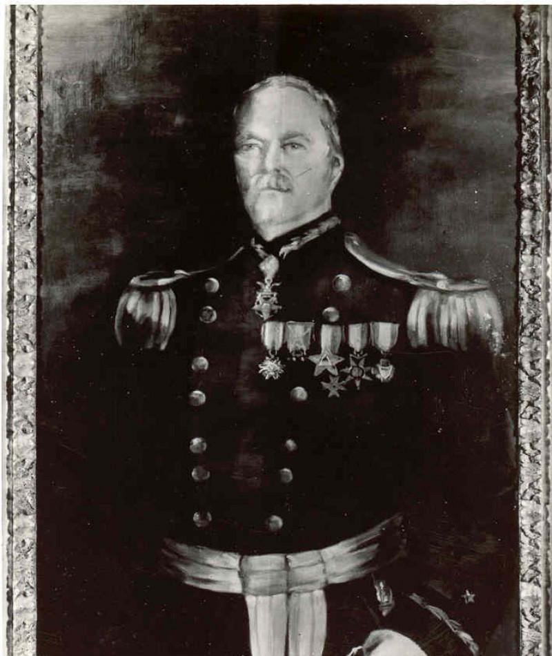 Medal of Honor Recipient Bernard J. Irwin