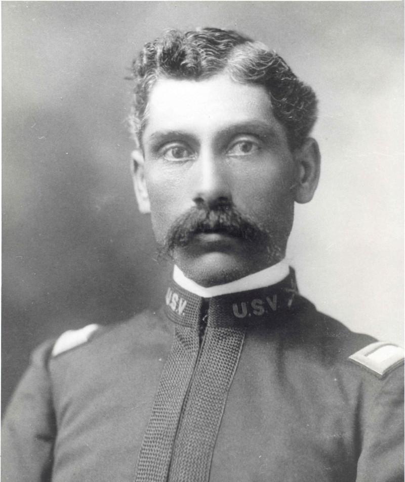 Medal of Honor Recipient William McBryar