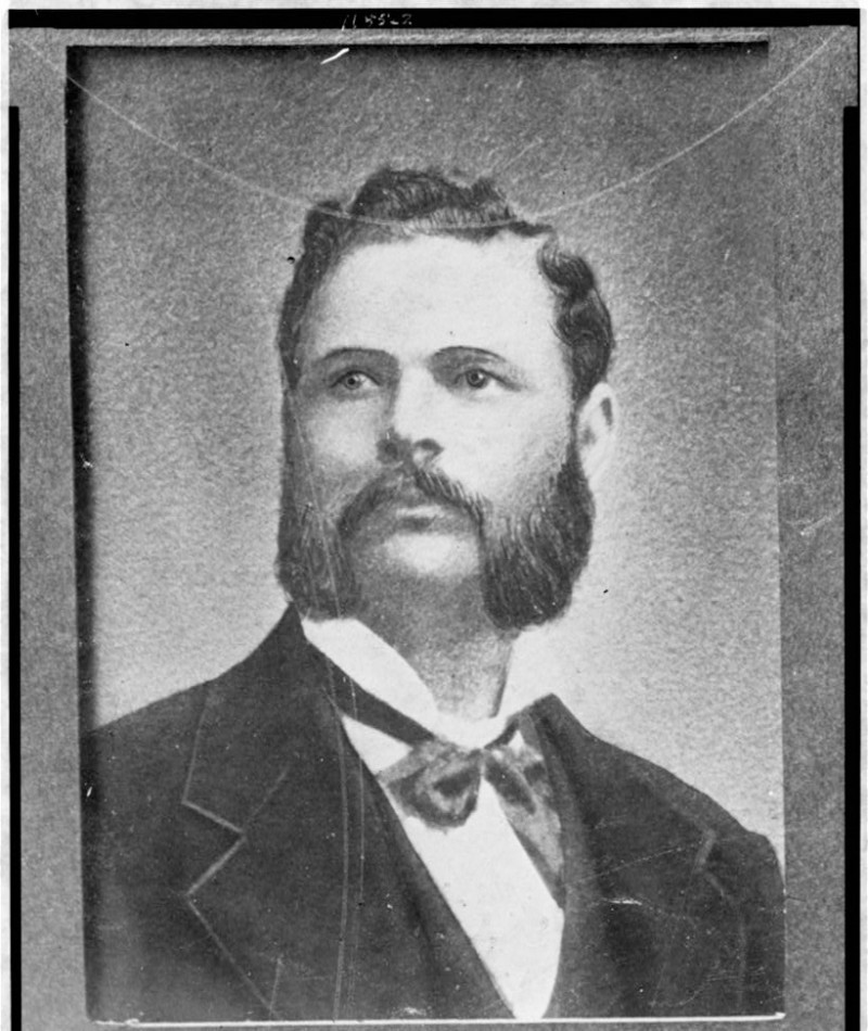 Medal of Honor Recipient Thomas Shaw