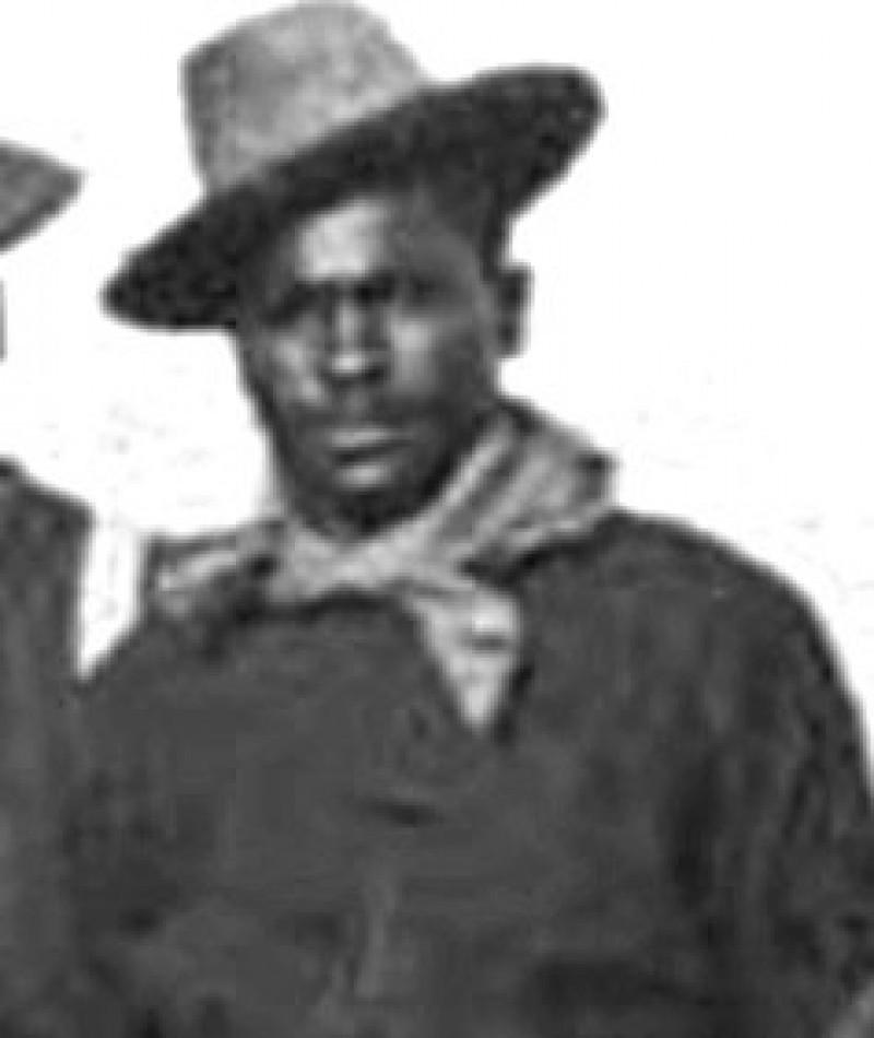 Medal of Honor Recipient Augustus Walley