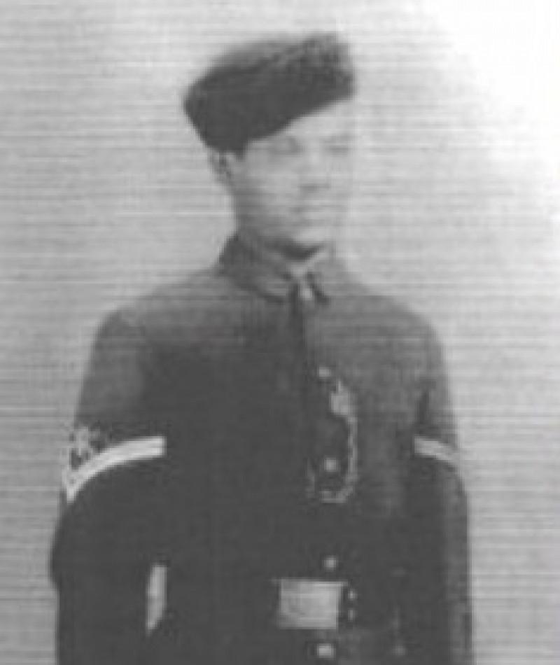 Medal of Honor Recipient William O. Wilson