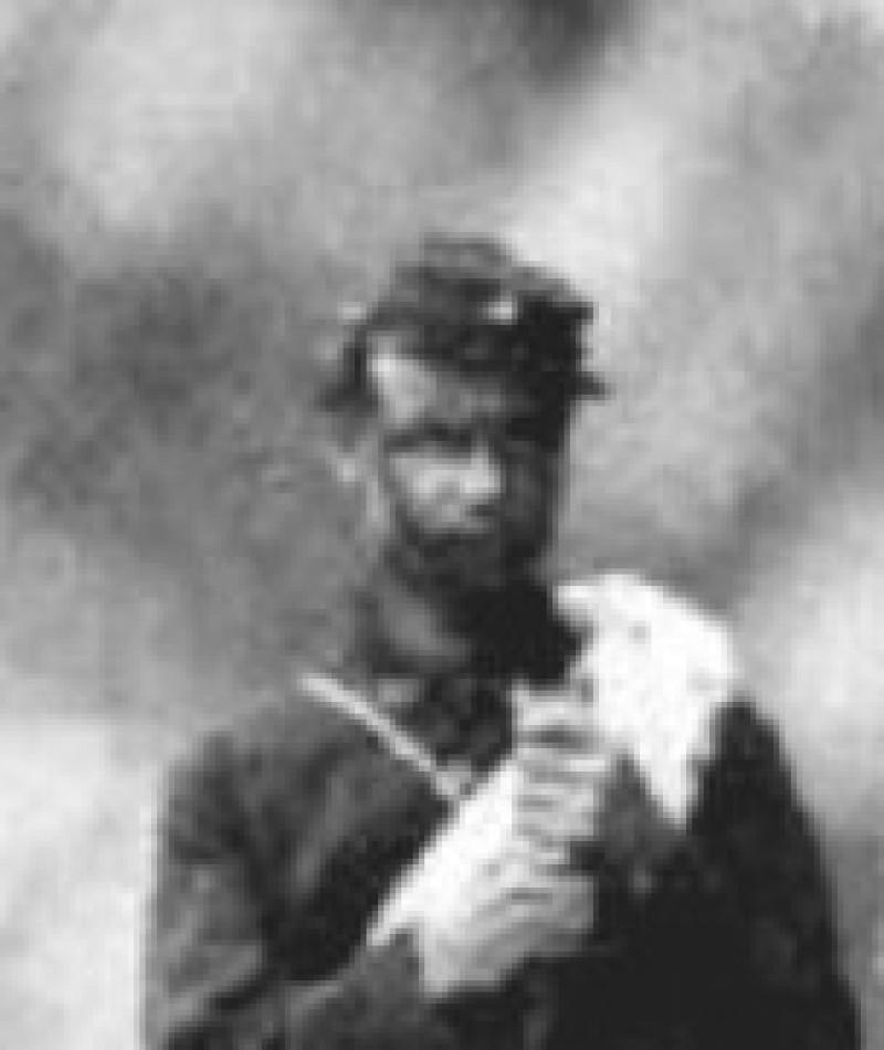 Medal of Honor Recipient Hugh Purvis