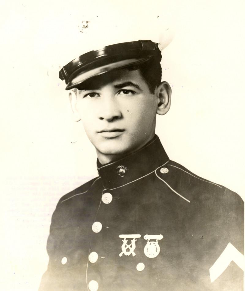 Medal of Honor Recipient Eugene A. Obregon
