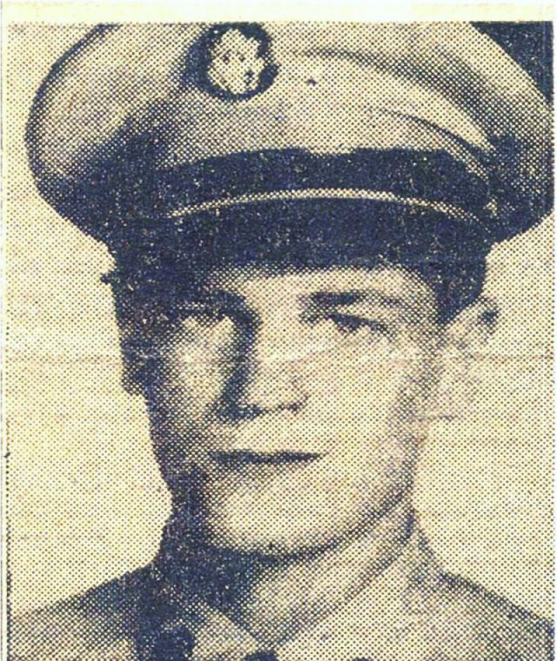 Medal of Honor Recipient Henry Svehla