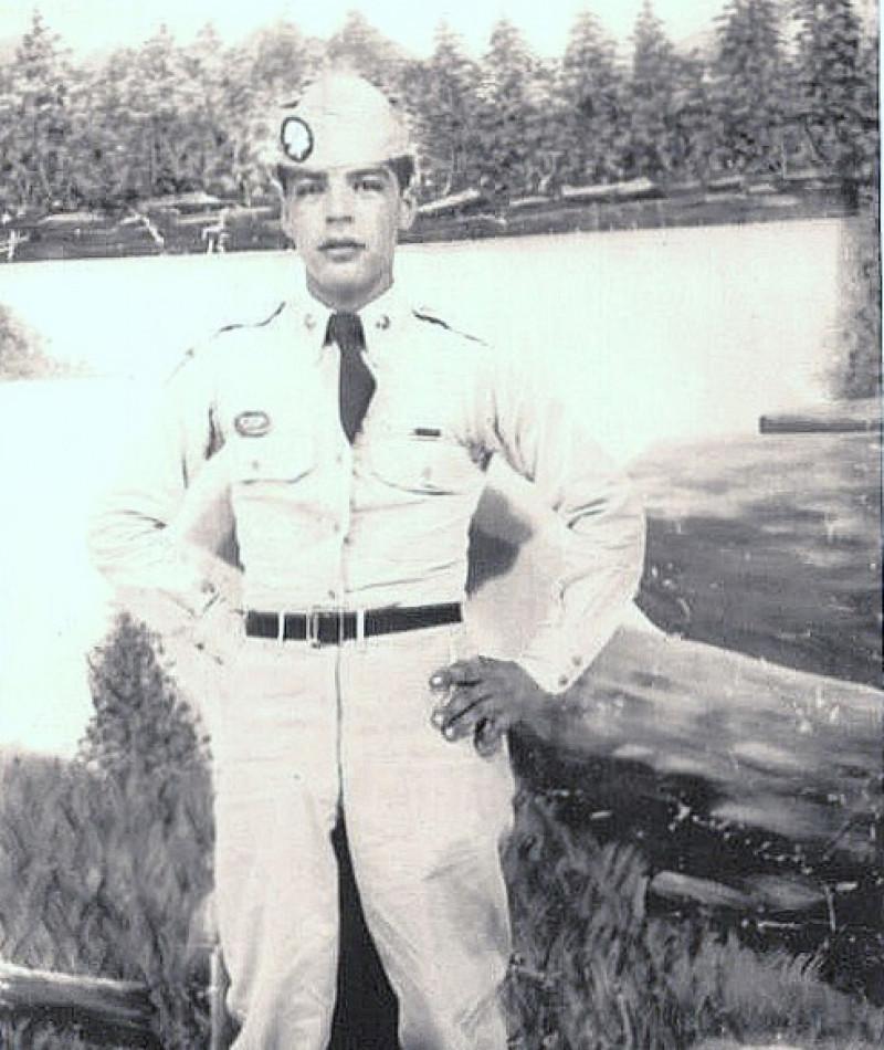 Medal of Honor Recipient Joe R. Baldonado