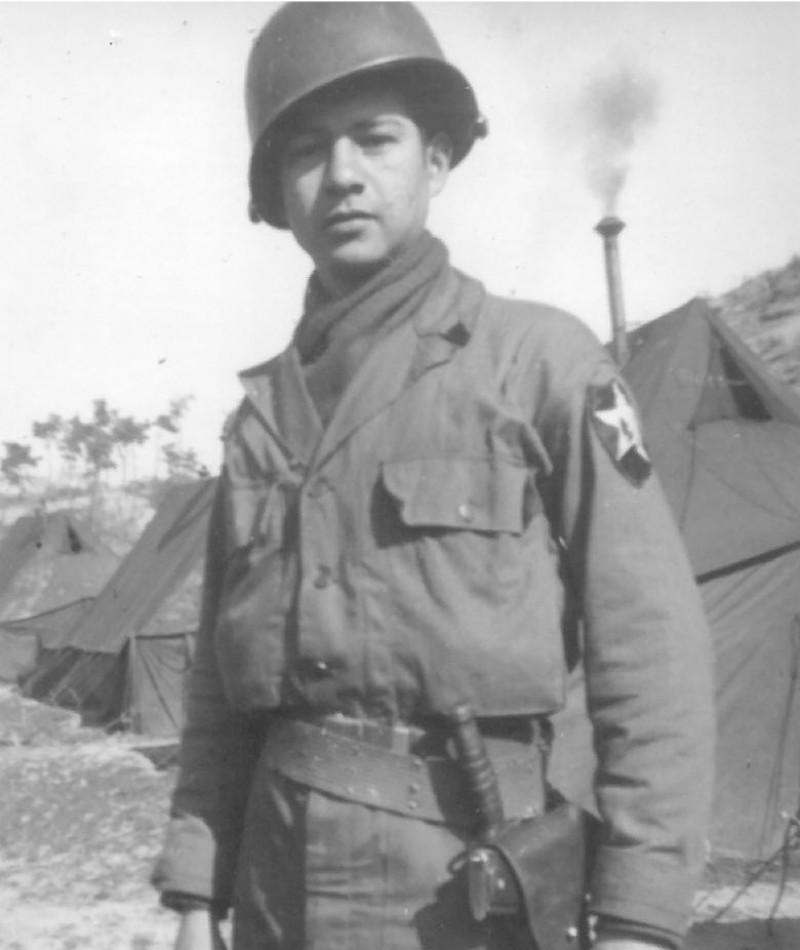 Medal of Honor Recipient Victor H. Espinoza