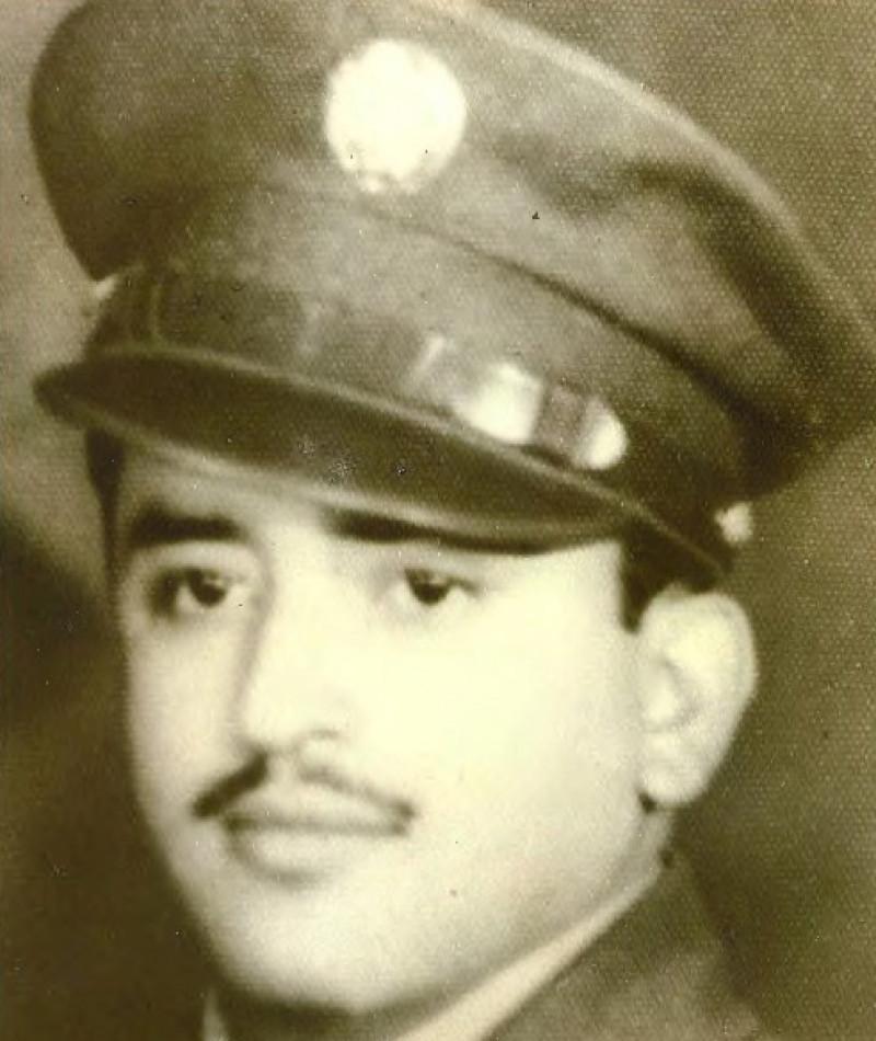Medal of Honor Recipient Eduardo C. Gomez