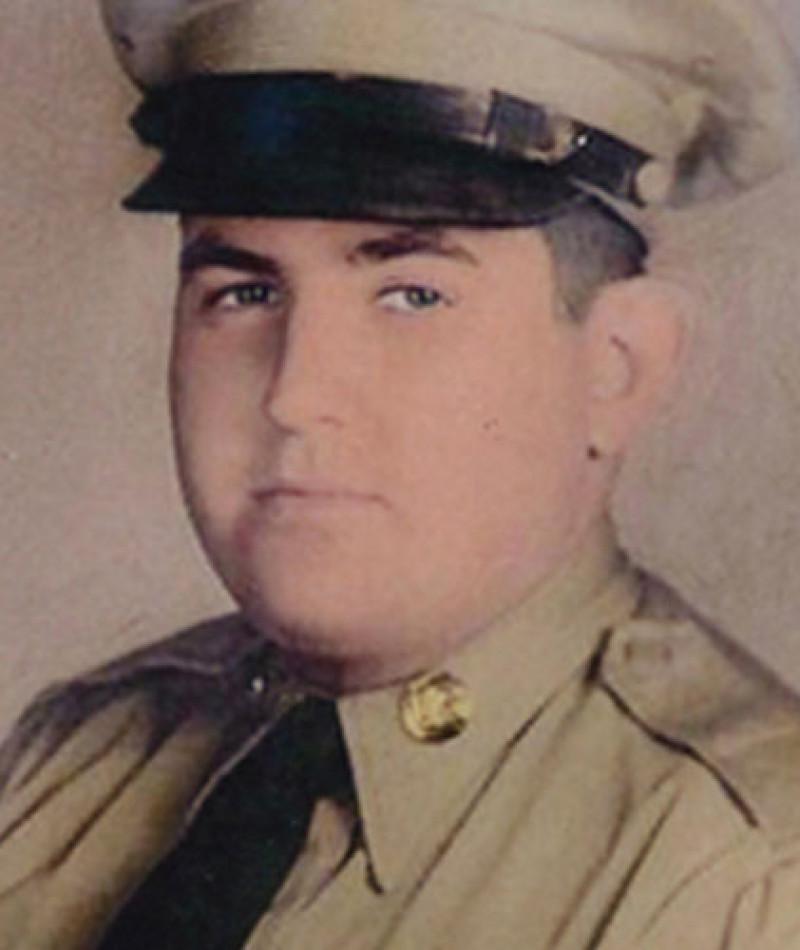 Medal of Honor Recipient Leonard M. Kravitz