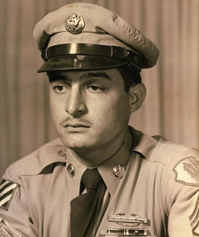 Medal of Honor Recipient Juan E. Negron