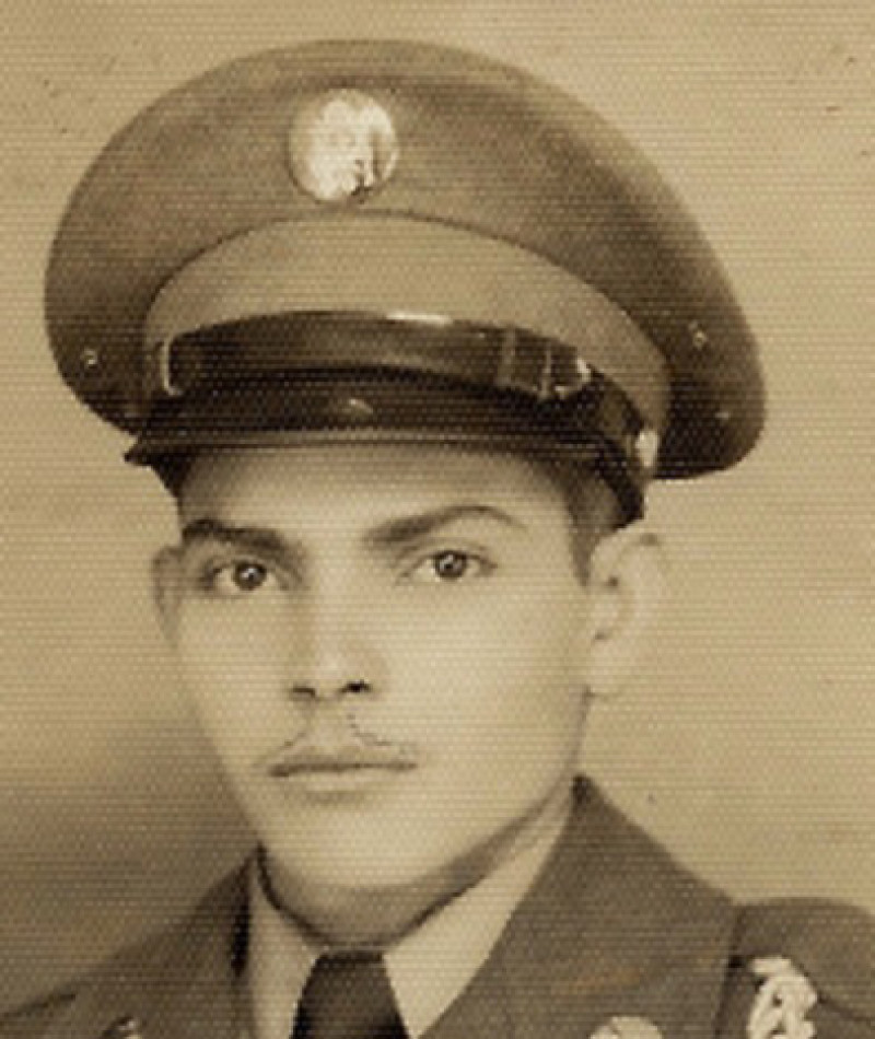 Medal of Honor Recipient Demensio Rivera