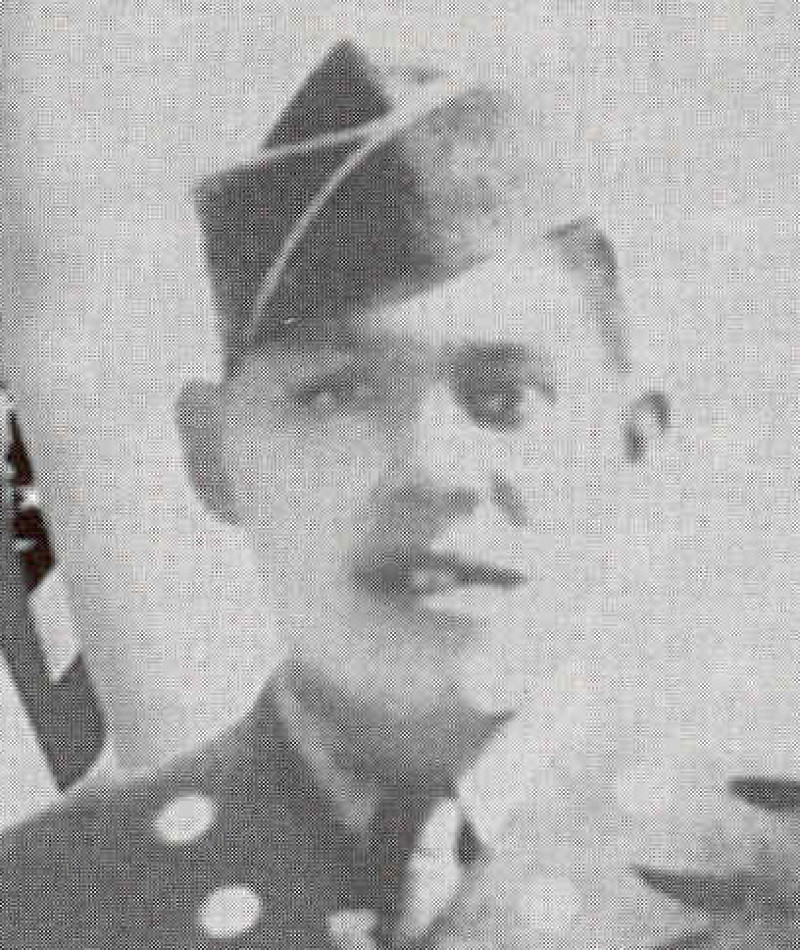 Medal of Honor Recipient Charles George