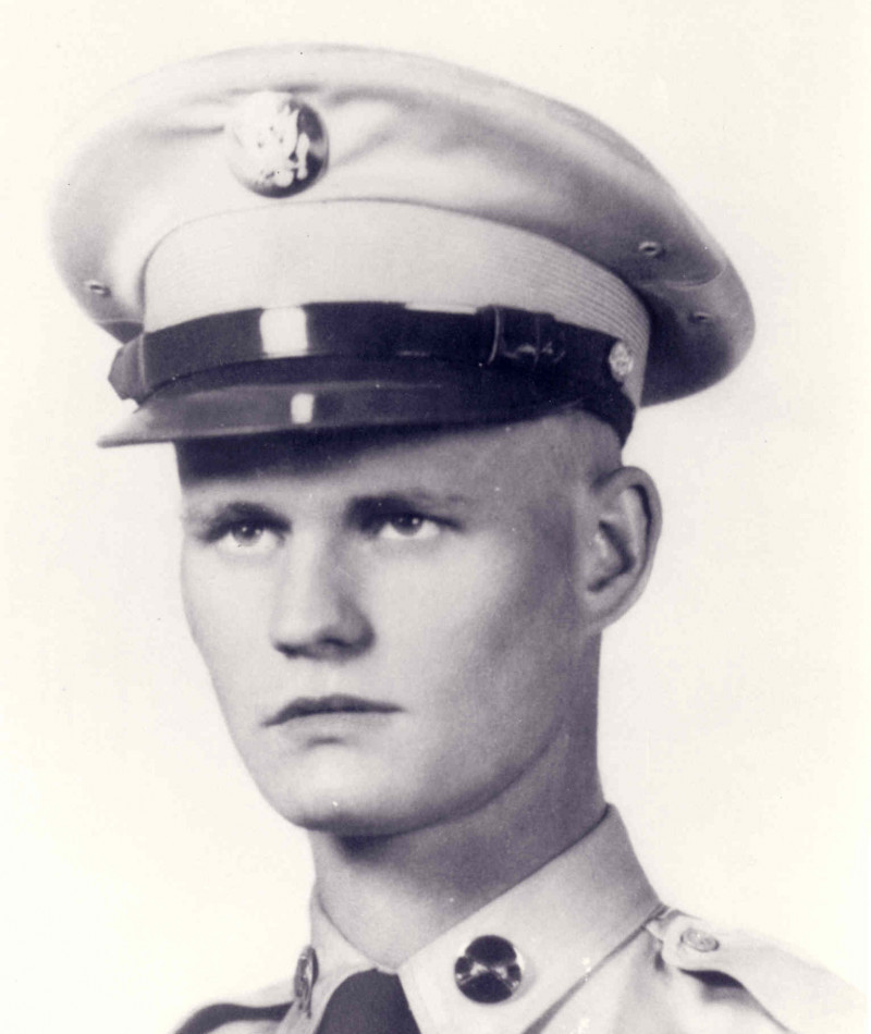 Medal of Honor Recipient Charles L. Gilliland