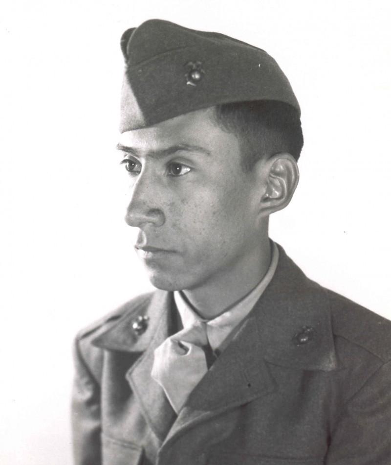 Medal of Honor Recipient Ambrosio Guillen