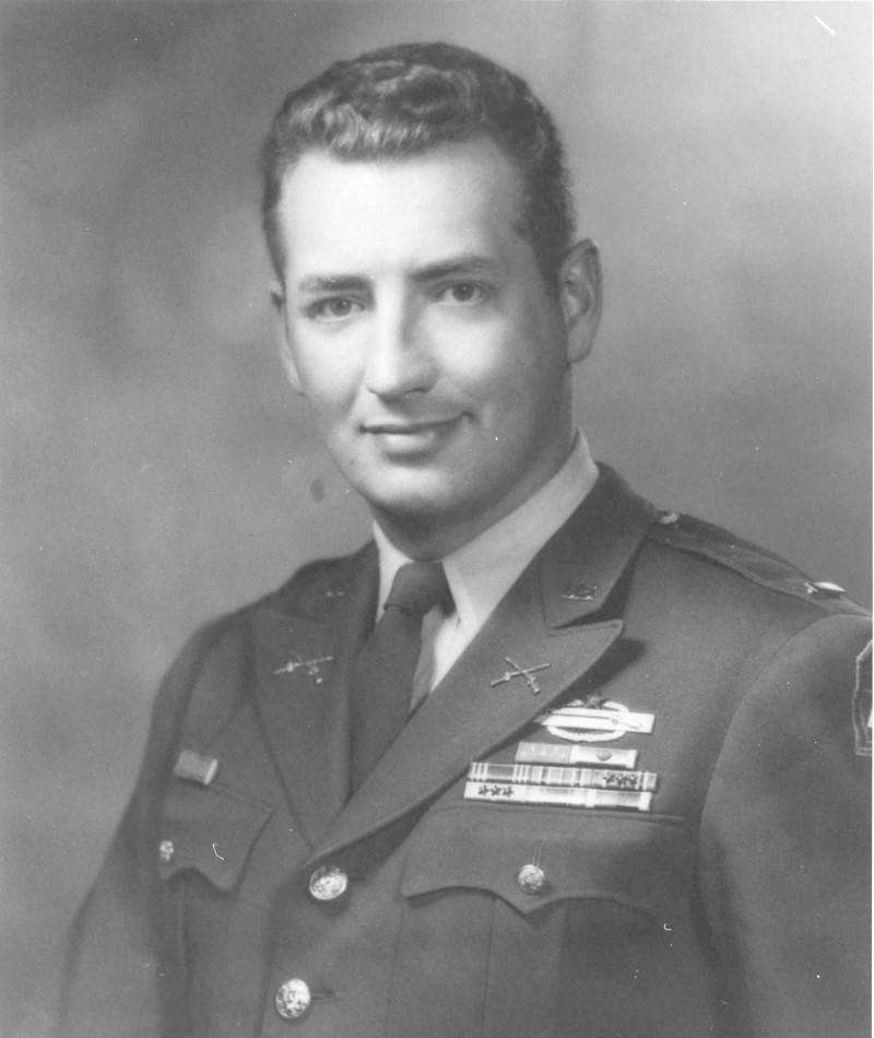 Medal of Honor Recipient Stanley T. Adams