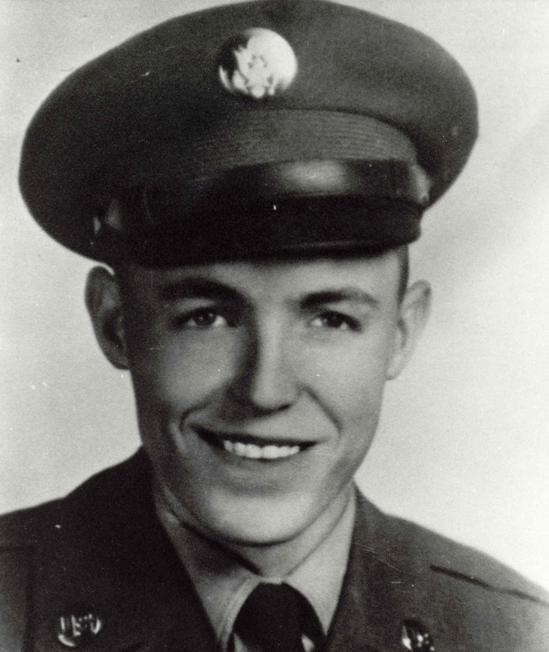 Medal of Honor Recipient Charles H. Barker