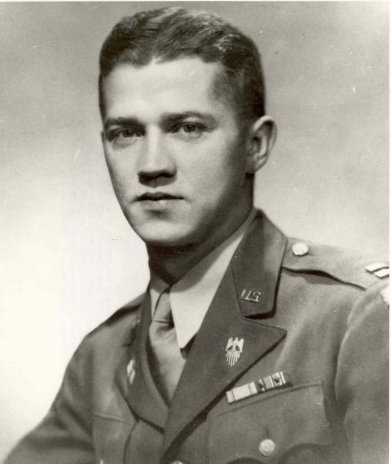 Medal of Honor Recipient Don C. Faith Jr.