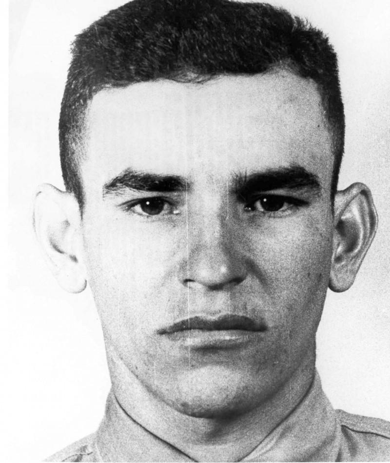 Medal of Honor Recipient Fernando L. Garcia