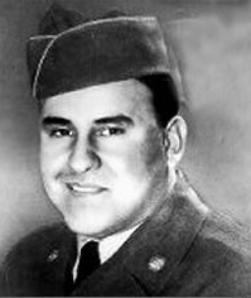 Medal of Honor Recipient Benito Martinez