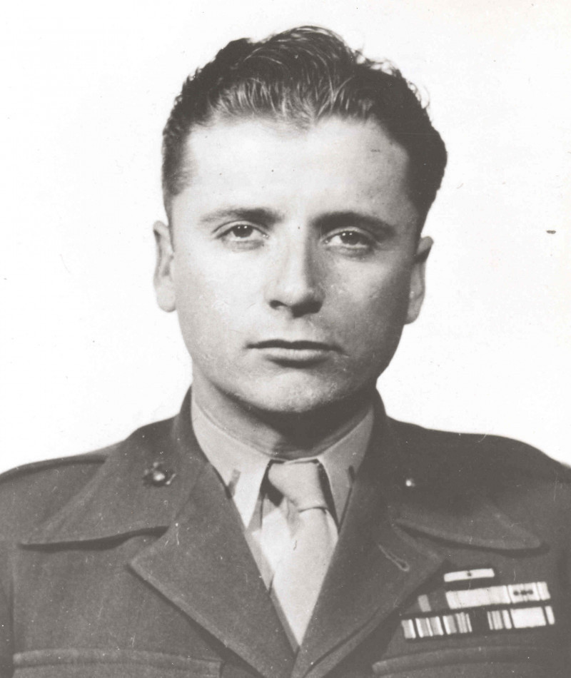 Medal of Honor Recipient Frank N. Mitchell