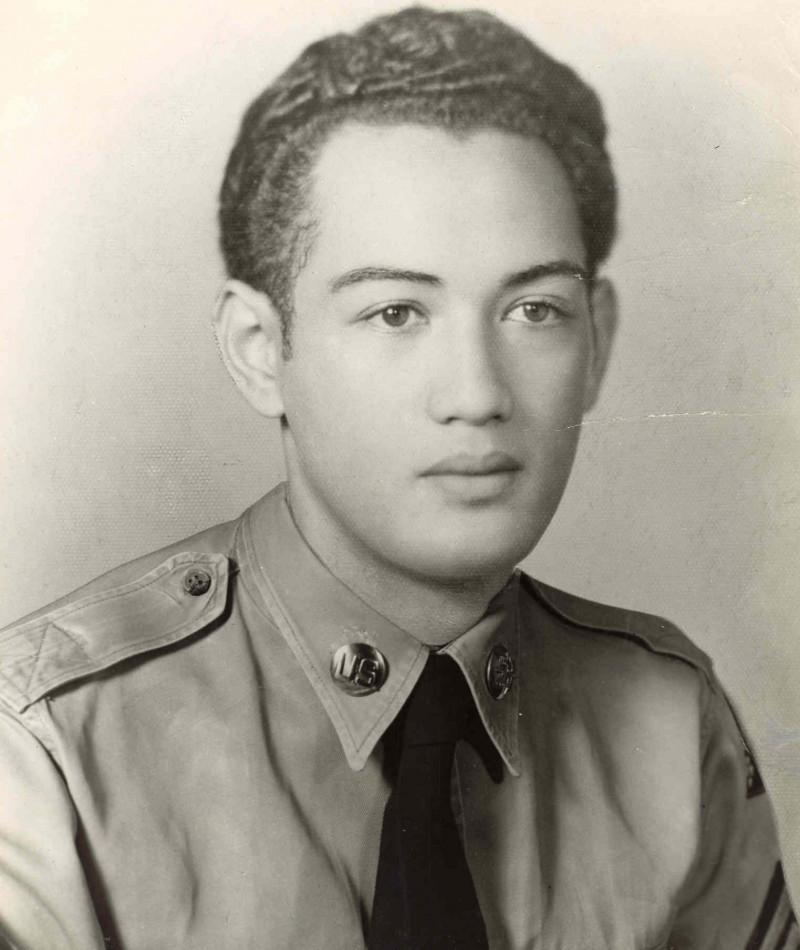 Medal of Honor Recipient Herbert K. Pililaau