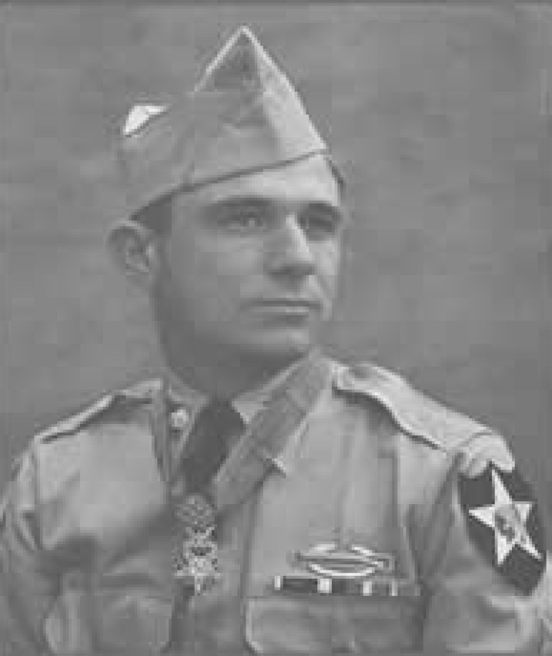 Medal of Honor Recipient John A. Pittman