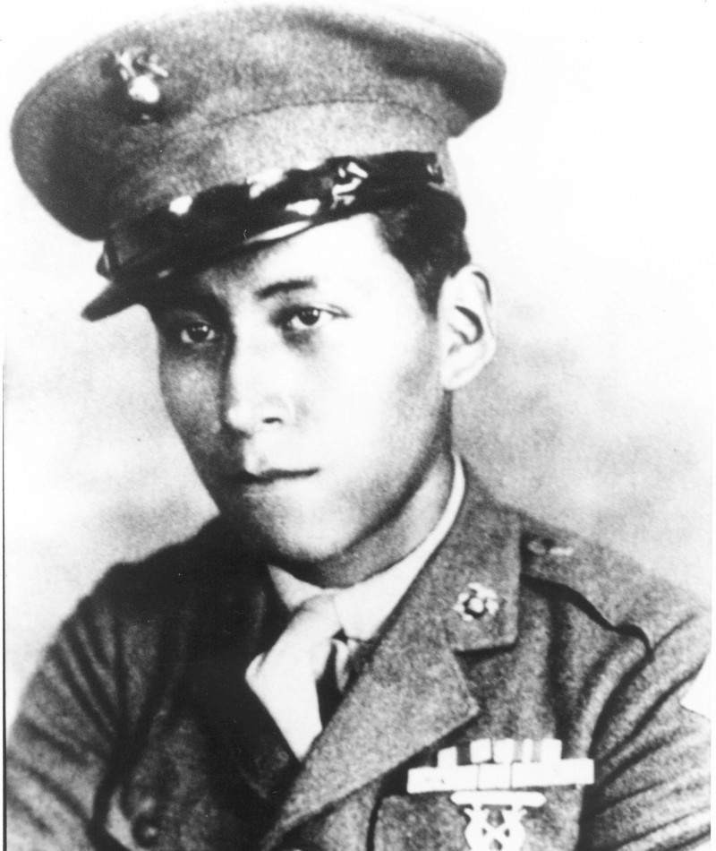 Medal of Honor Recipient Mitchell Red Cloud Jr.