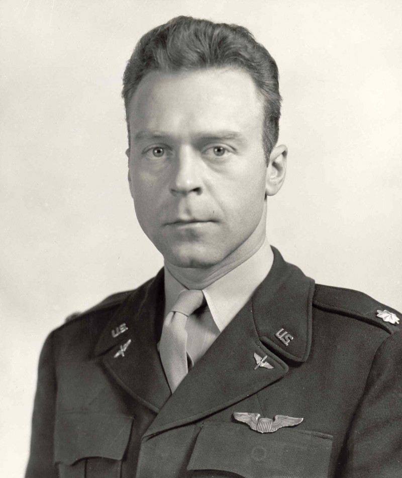 Medal of Honor Recipient Louis J. Sebille
