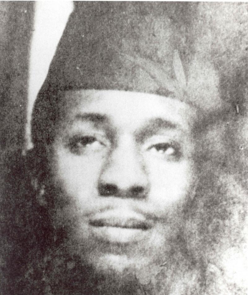 Medal of Honor Recipient William H. Thompson