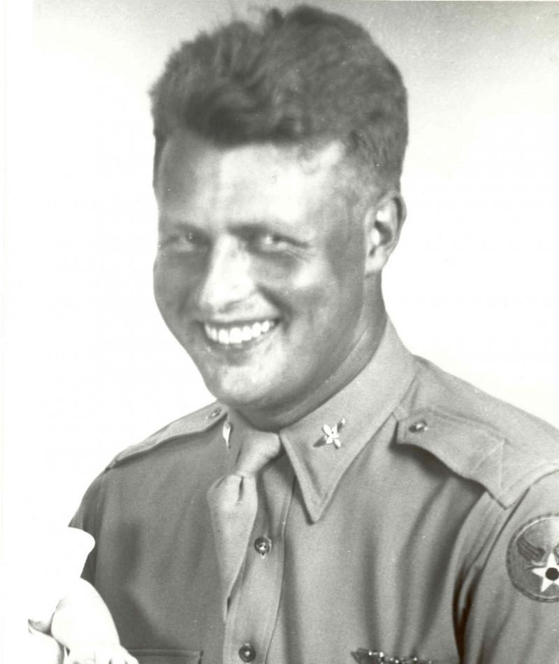 Medal of Honor Recipient John S. Walmsley Jr.