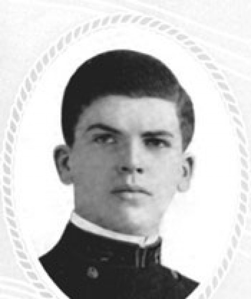 Medal of Honor Recipient Oscar C. Badger