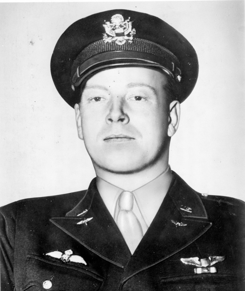 "Medal of Honor Recipient John Cary ""red"" Morgan"