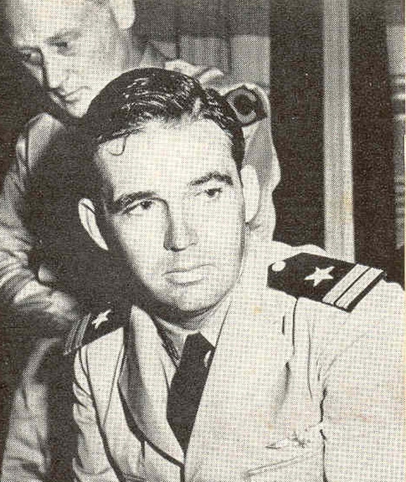 """Medal of Honor Recipient Edward Henry """"butch"""" O'Hare"""